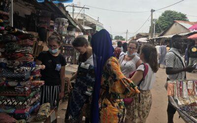Na gambijskim bazarze